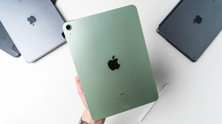 Apple iPad Air 4 getestet