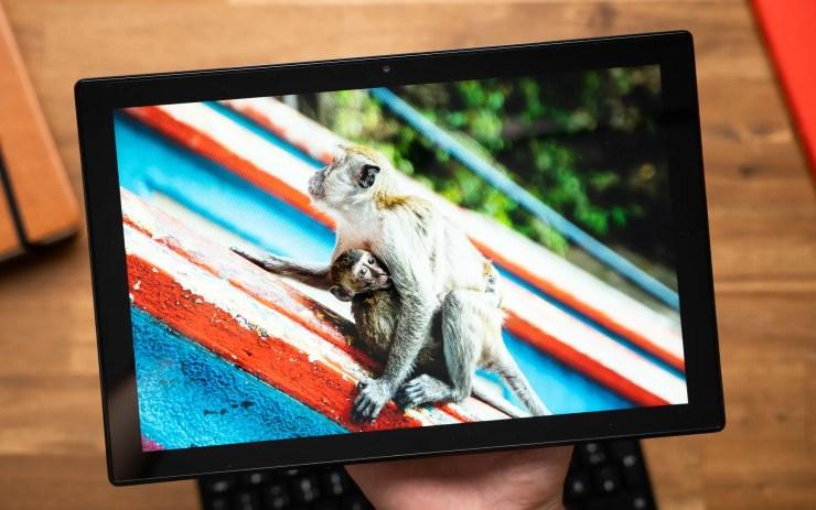 ASUS Chromebook CM3 Display