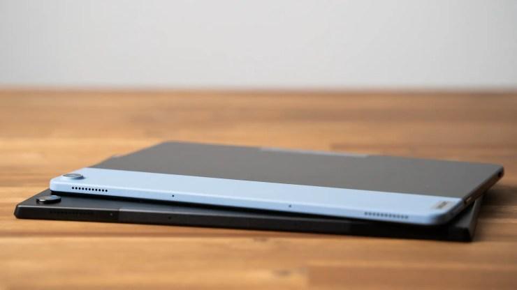 Lenovo Duet Chromebook vs. ASUS Chromebook CM3 Lautsprecher