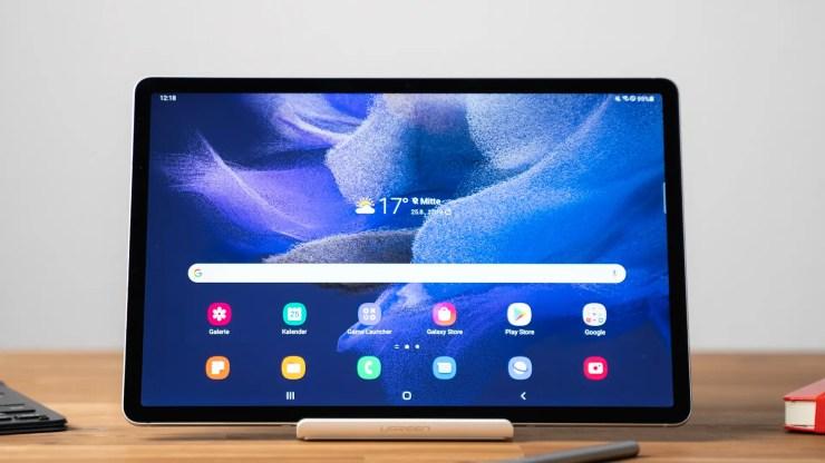 Samsung Galaxy Tab S7 FE Test