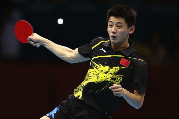 TableTennisDaily - Zhang Jike - Player Profile