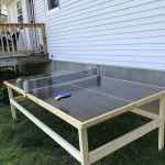 How to Clean Table Tennis Table