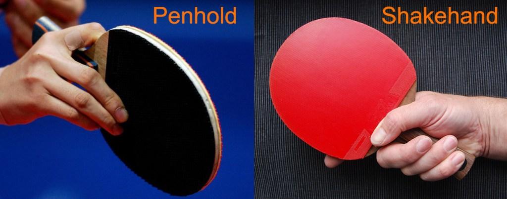 Penhold-vs-Shakehand