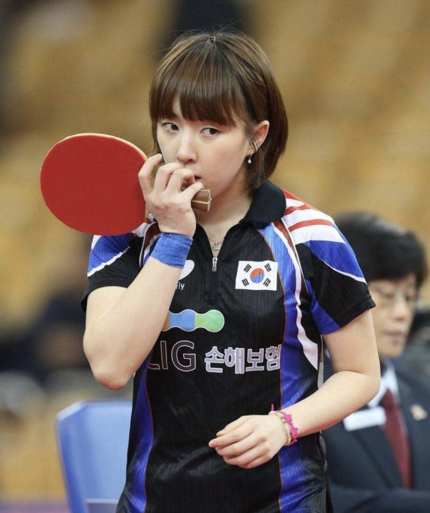 What is table tennis chop?