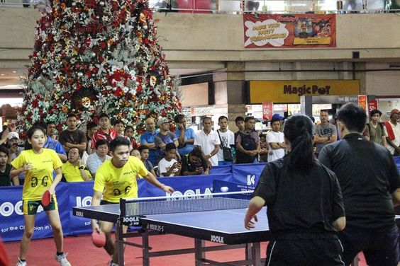 Table Tennis in Philippine