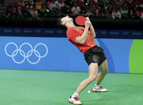 Table Tennis and Olympic Sport