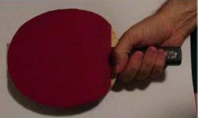 Shallow Shakehand Grip