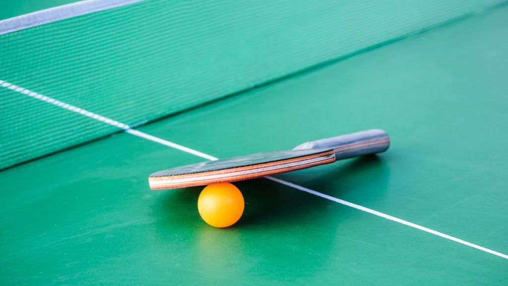 Basic Skill in Table Tennis