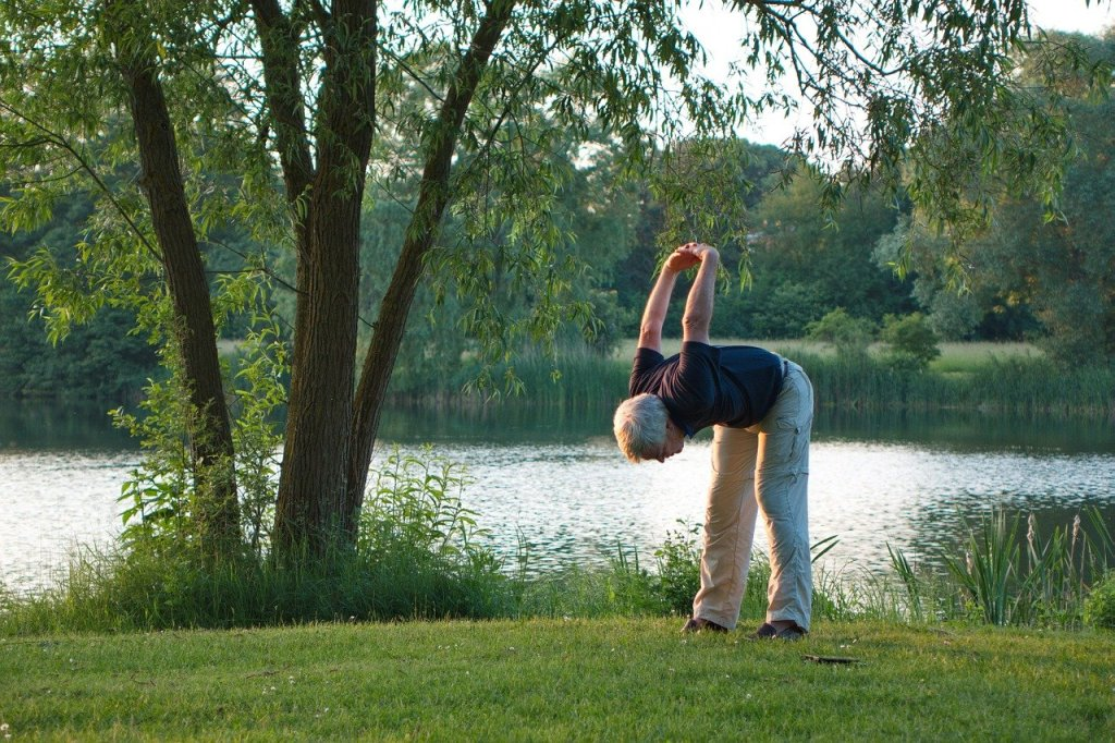 Flexibility Training of table tennis