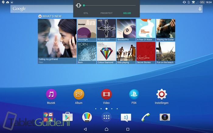 Sony Xperia Tablet Z4 review screenshot (3)