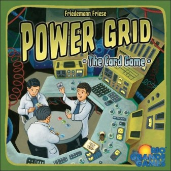 power grid cards