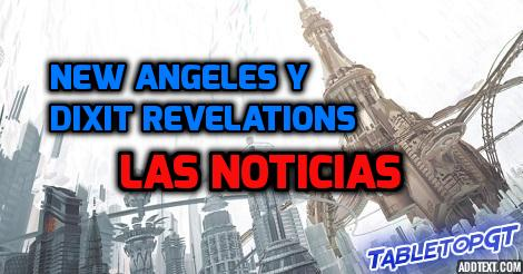 New Angeles y Dixit Revelations, Las noticias