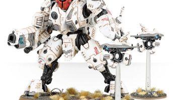Forge World Reveals The Tau KX139 Battlesuit - Tabletop