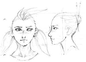 Sofie sketch