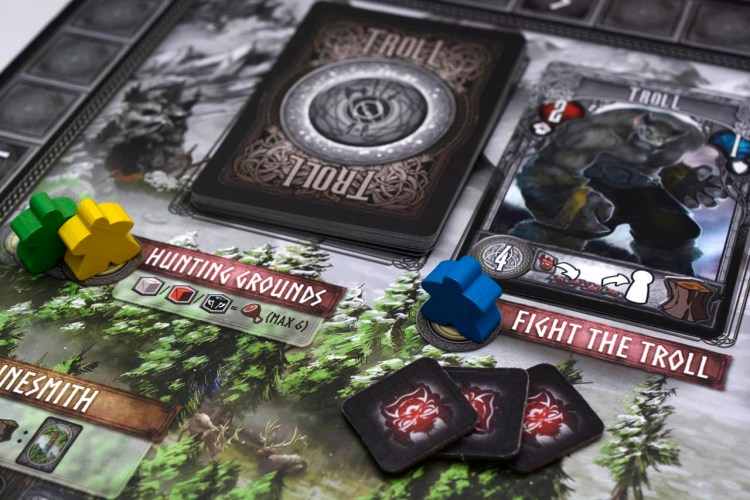 Champions of Midgard Review - Troll