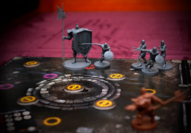 Dark Souls The Board Game - Sentinel and Hollows
