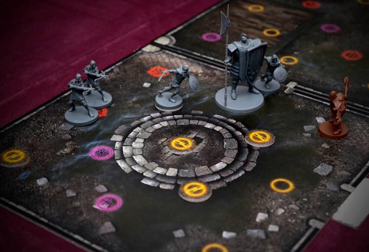 Dark Souls The Board Game - Traps