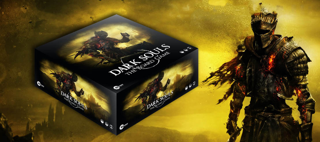 [REVIEW] Dark Souls: The Board Game. Alone in the Dark, I survived! image