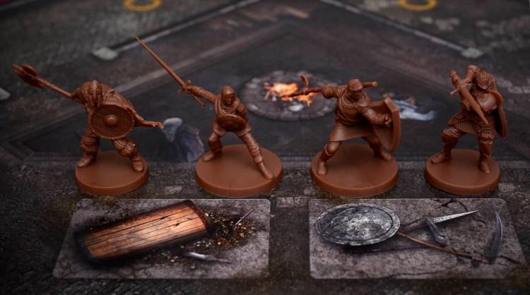 Dark Souls The Board Game - Heroes
