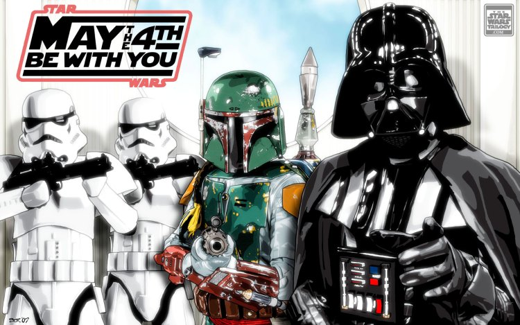 Star Wars games - May 4th Be With You