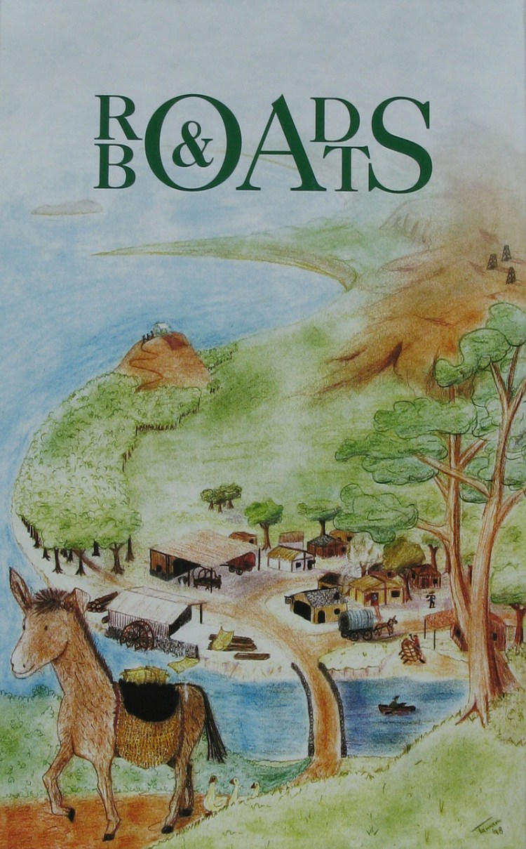 Worst Board Game Box Art Ever - Roads and Boats