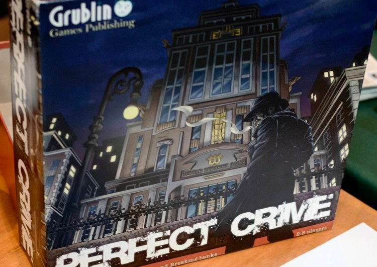UK Games Expo 2017 Press Preview - Perfect Crime