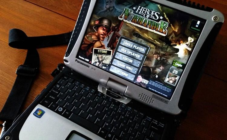 Travelling Tabletop Gamer - Digital gaming