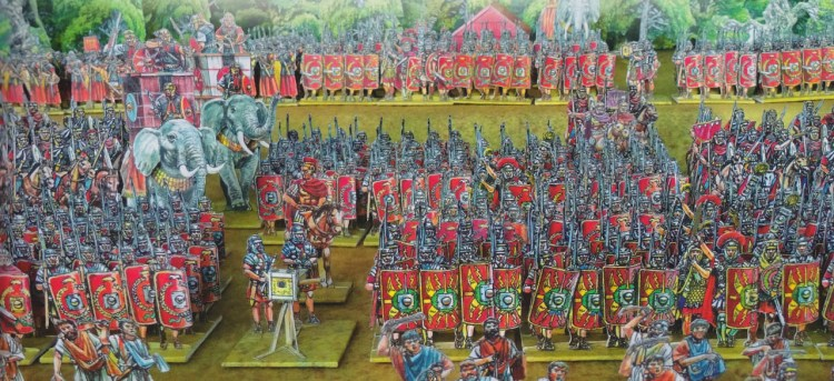 Paper Soldiers - Roman Army