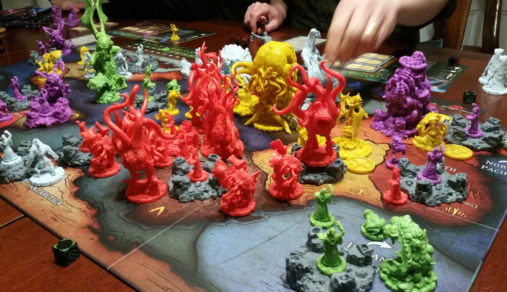[REVIEW] Cthulhu Wars: Best Dudes On A Map Game Ever? image