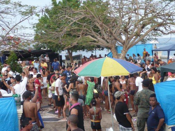 Carnavales-Taboga-Panama