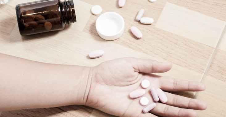 overdose xanax