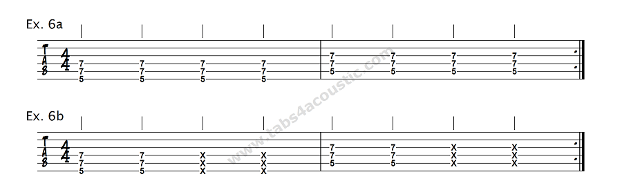 Contemporary Nothing Else Matters Acoustic Guitar Chords Photos ...