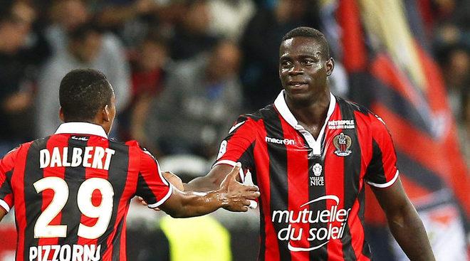 Balotelli Nizza Ligue1