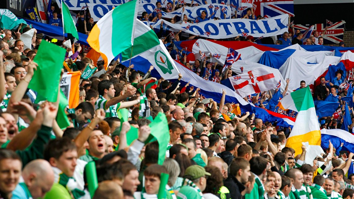 Rangers and Celtic
