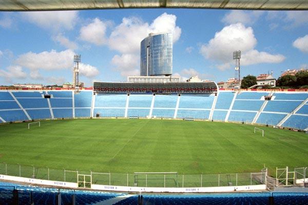 9. Estádio das Antas