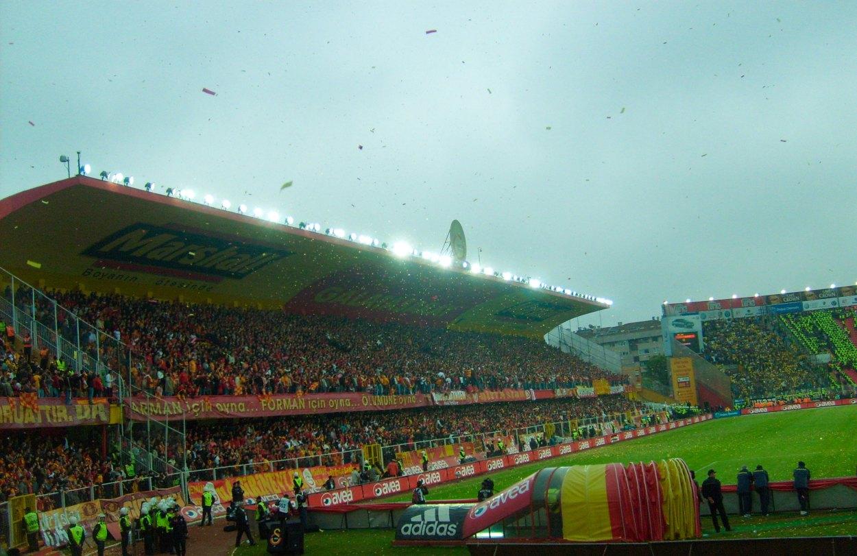 8. Stadio Ali Sami Yen