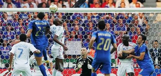 Materazzi Mondiali 2006