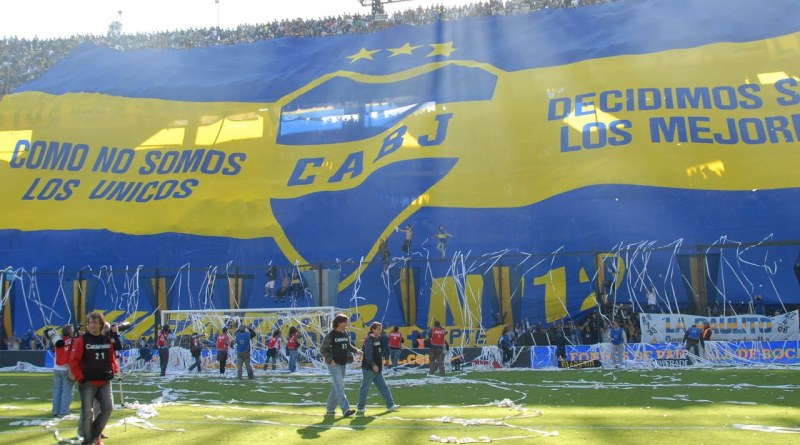 Superliga Boca Juniors