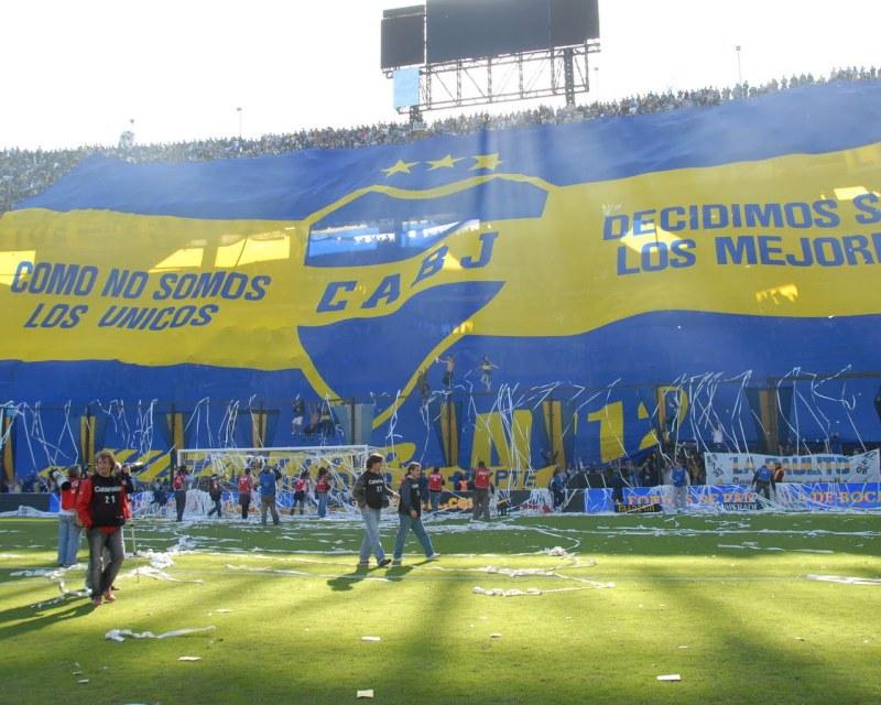 Superliga Boca Juniors
