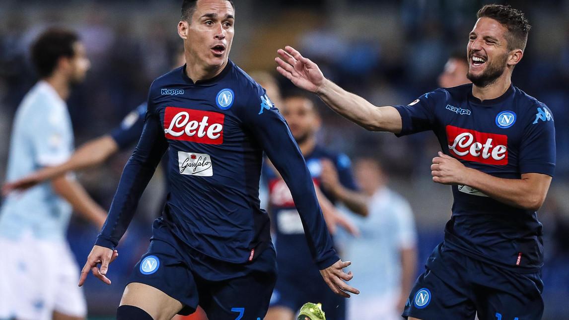 Lazio-Napoli: appunti sparsi
