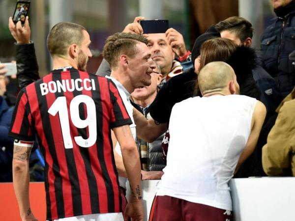 Belotti e Bonucci