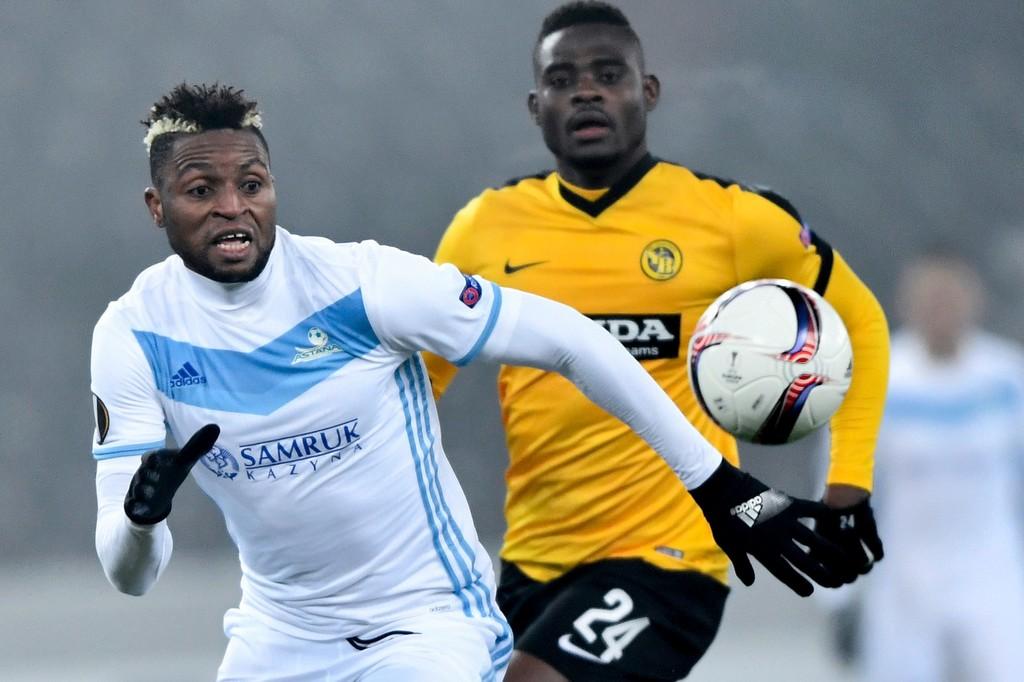 Astana Europa League