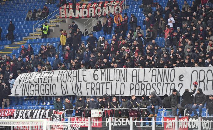 Calcio: Milan;fischi e insulti per Donnarumma a S.Siro
