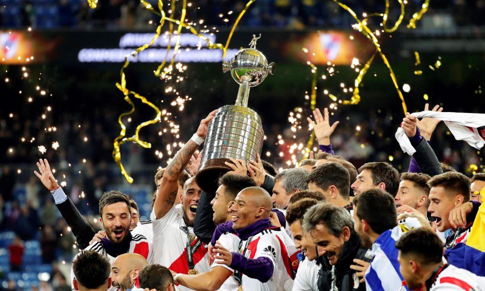 River Boca Libertadores