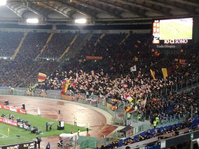 Roma Genoa