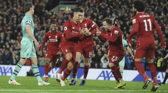 Reds, Spurs 2018/19