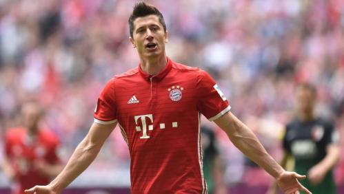Lewandowski Bayern