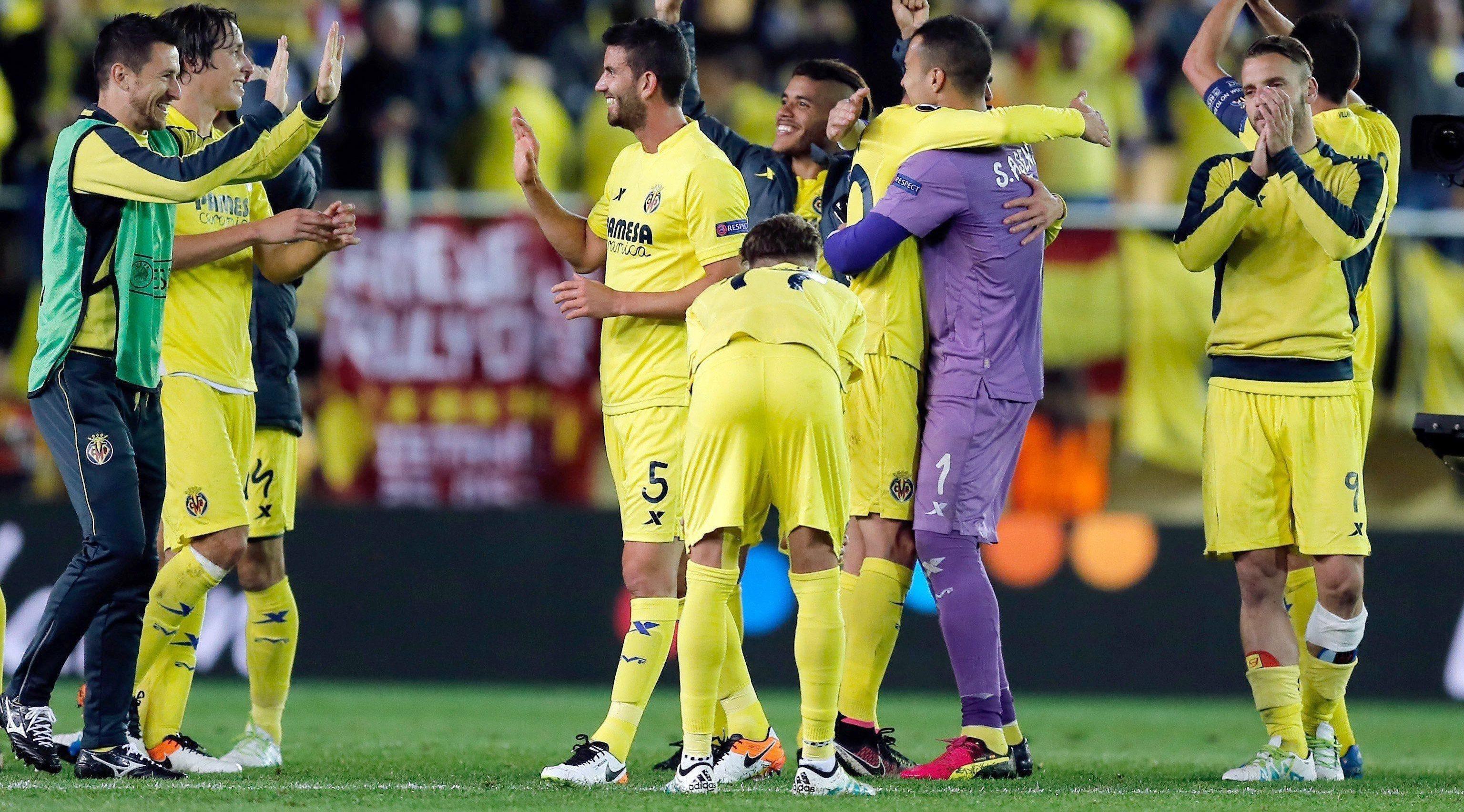 Villareal Europa League