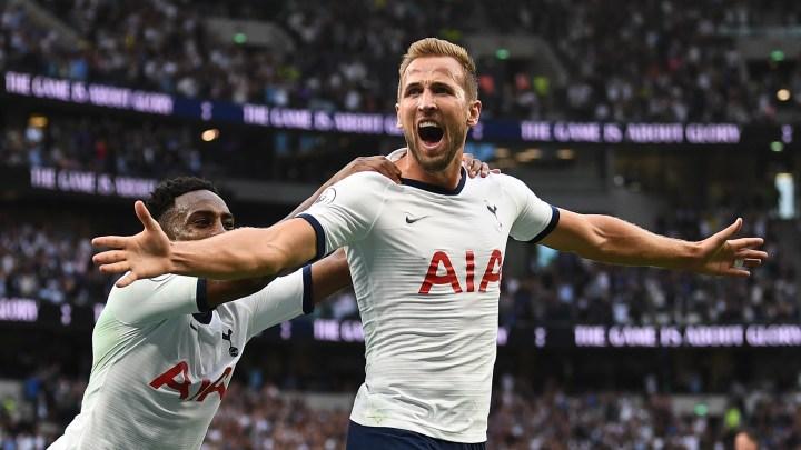 Kane, Tottenham