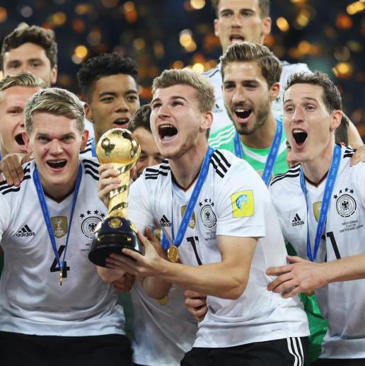 Timo Werner ConfCup 2017